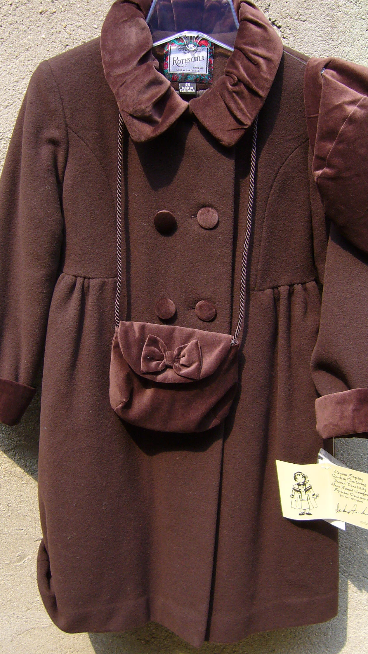 Girls Coats Age 4 Jacketin