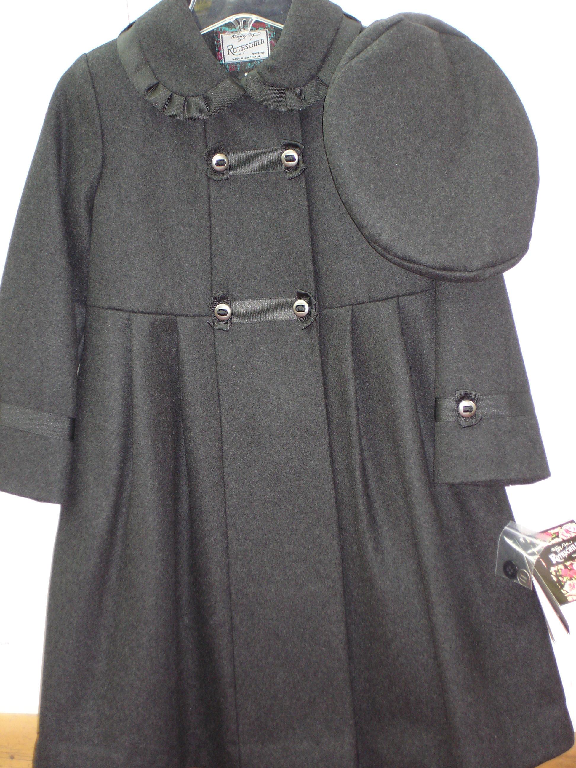 2493a2358643 Rothschild Coats