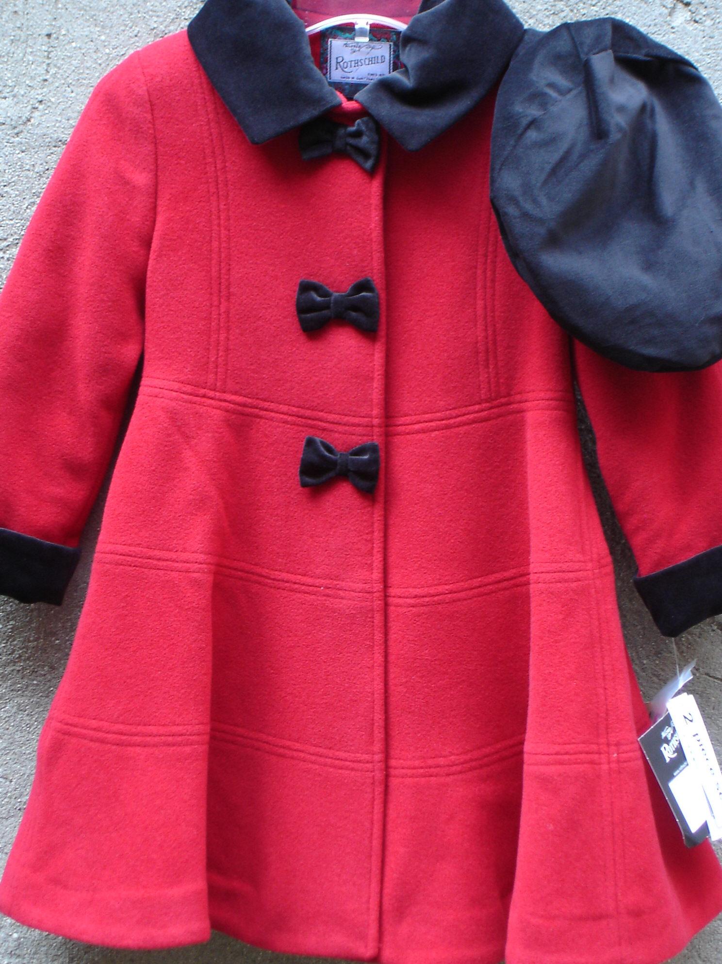 68d0e60d39ae Rothschild Coats
