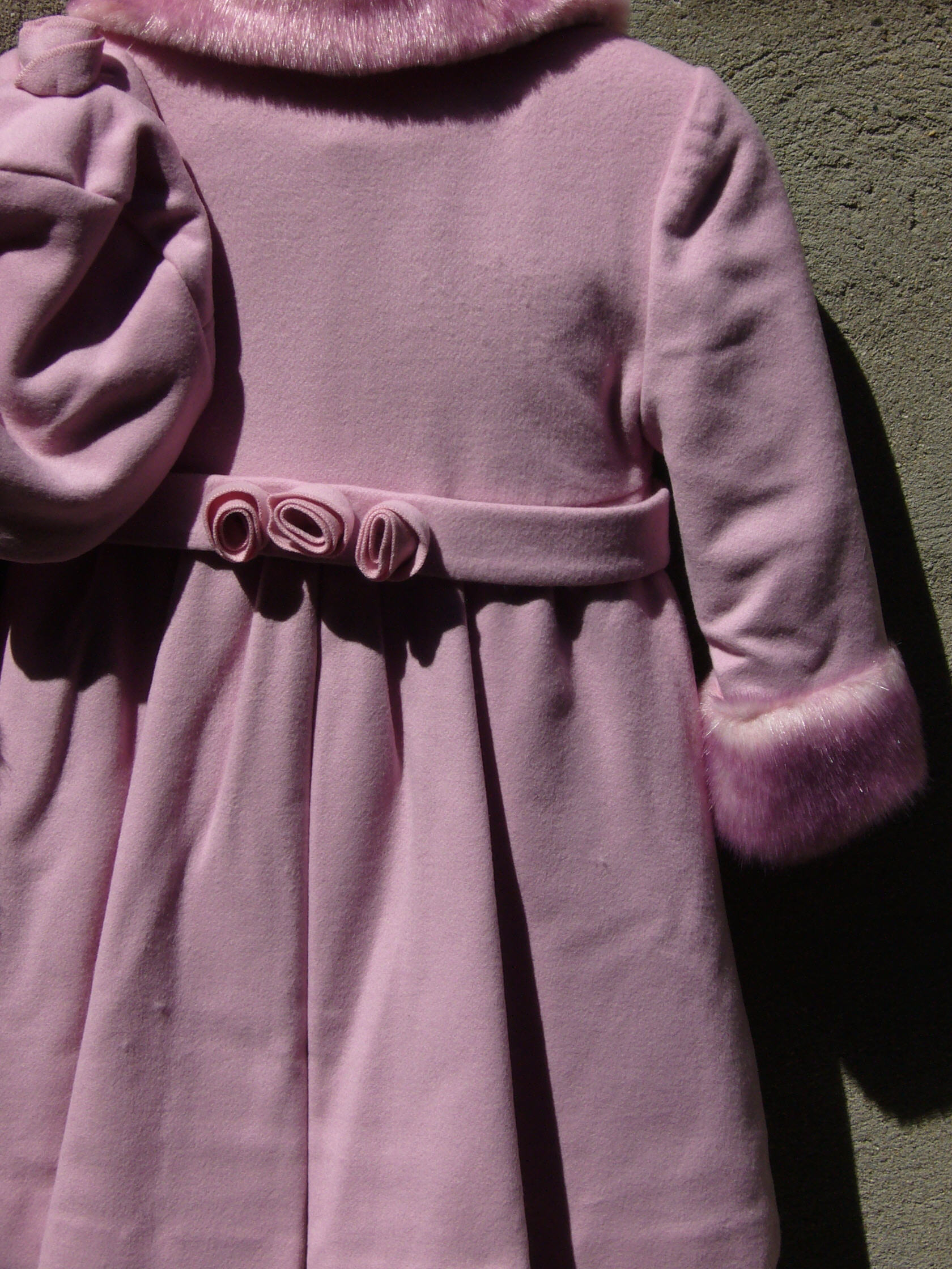 8c34a913efec Our low price includes the hat and purse. We are proud to offer this wool  coat at  89 for sizes ...